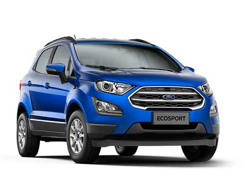 Ecosport TITANIUM 1.5L Dragon AT